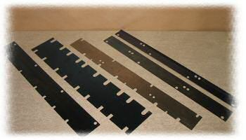 Goss Press Grippers and Backing Plates